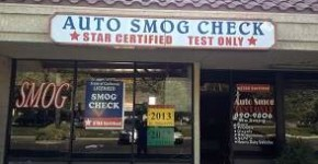 TAuto Smog Test Only